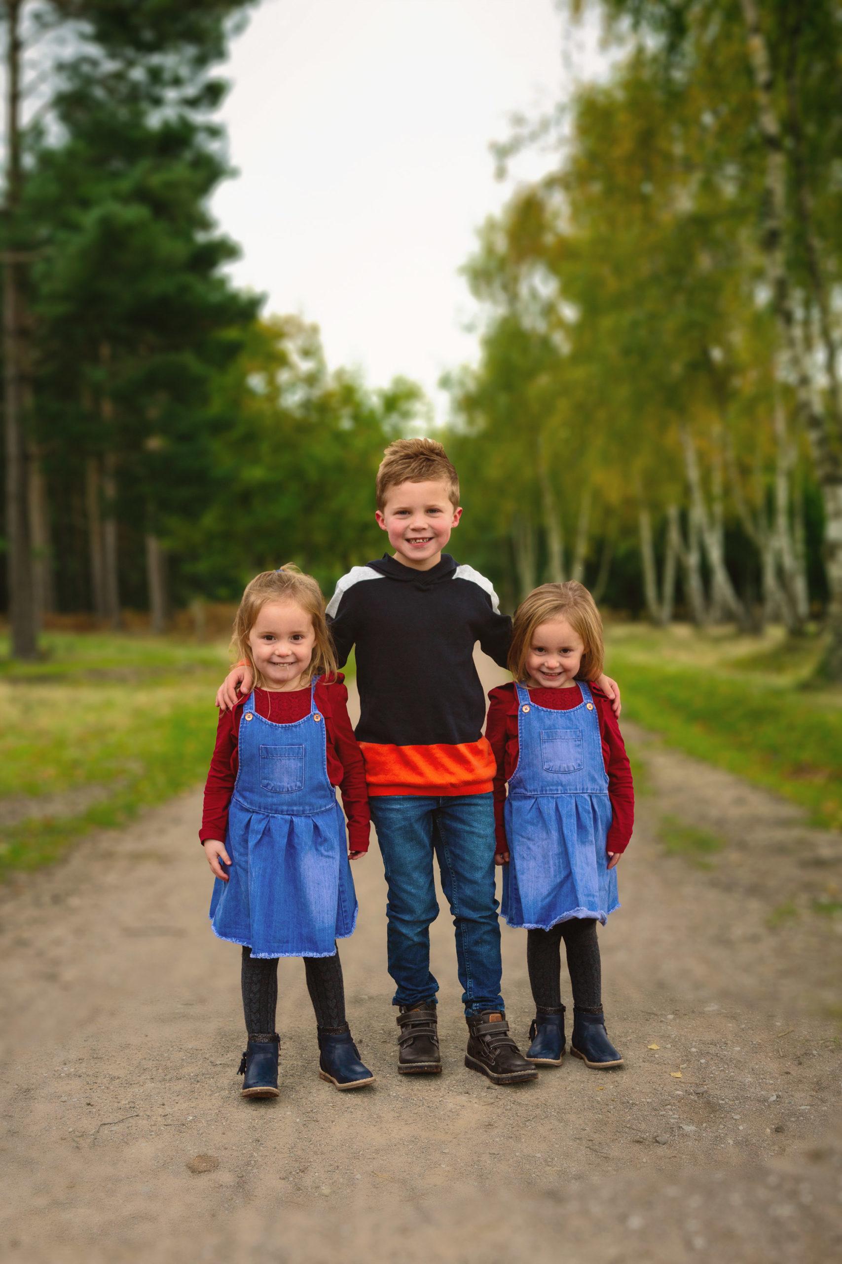 Family photographer Cannock Chase