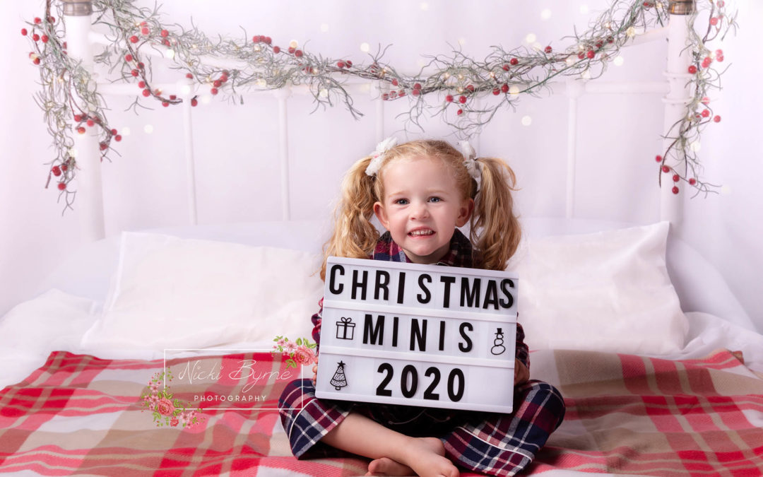 Christmas Family Minis Photoshoot Time!