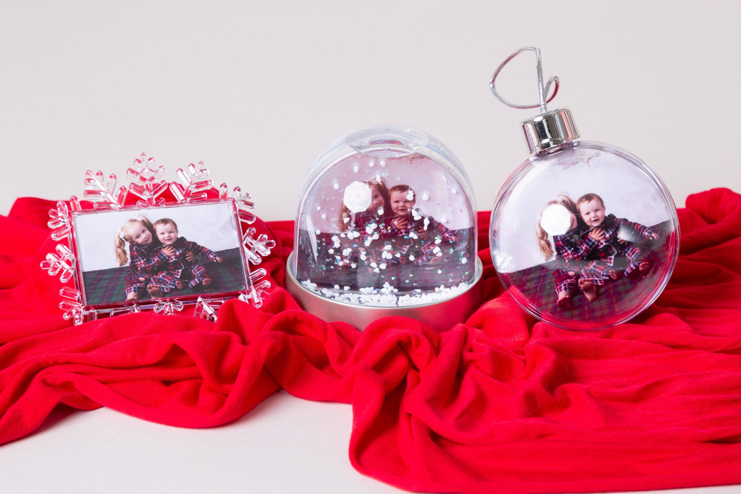 Christmas family photoshoot