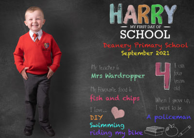 Back To School photos Sutton Coldfield